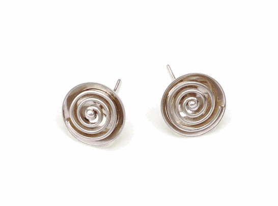 Swirl Earrings-Silver-Dome.jpg